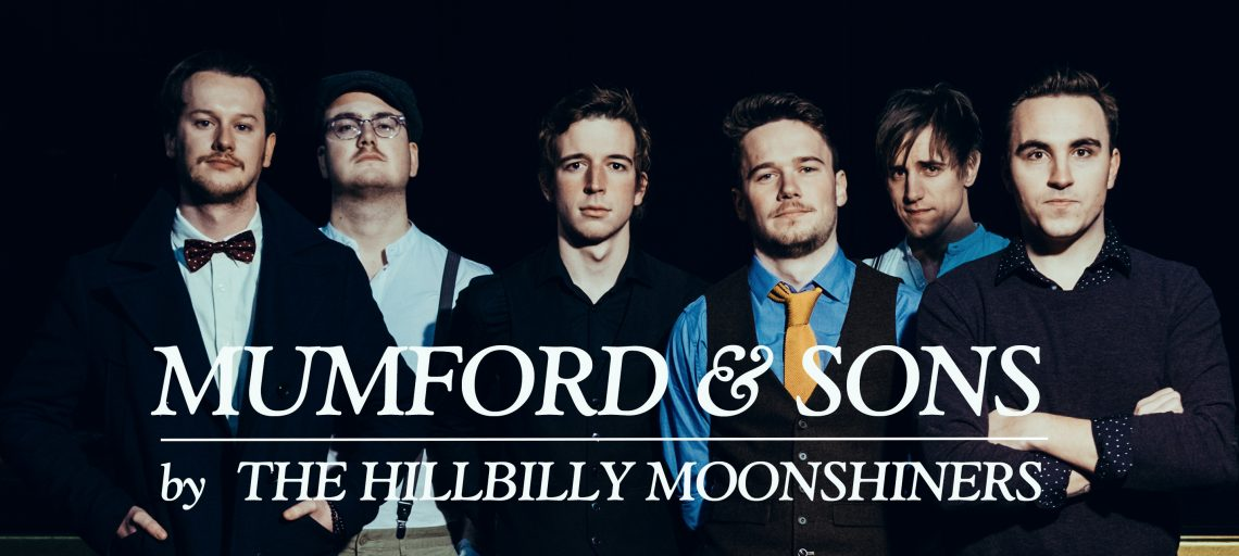 THE HILLBILLY MOONSHINERS PLAY MUMFORD AND SONS
