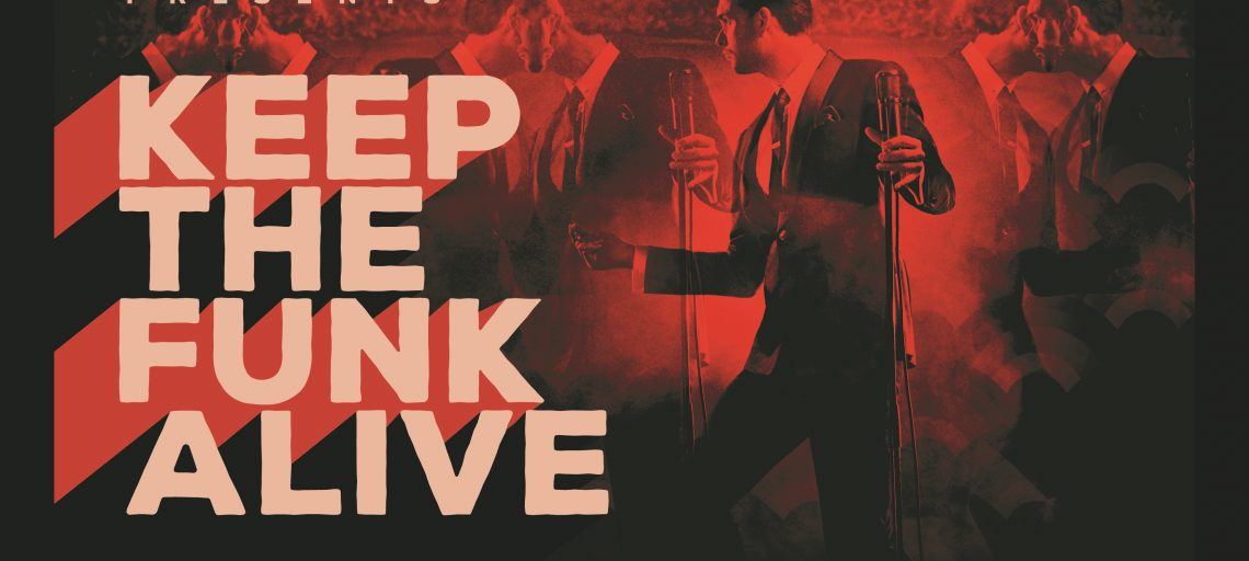 Boris presents – Keep The Funk Alive