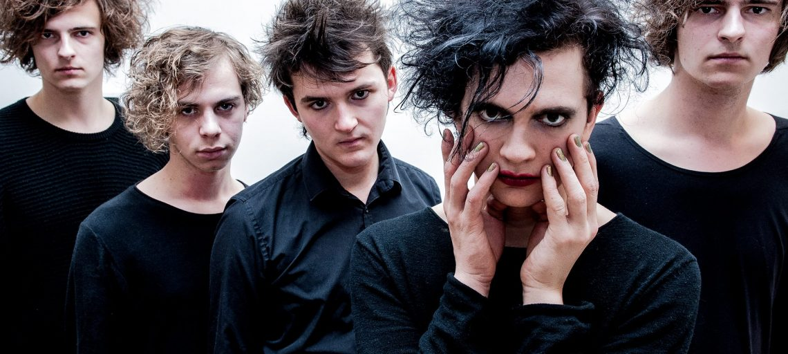 I FOUND THE CURE (NL) + LIZZIE AND THE BANSHEES (UK)