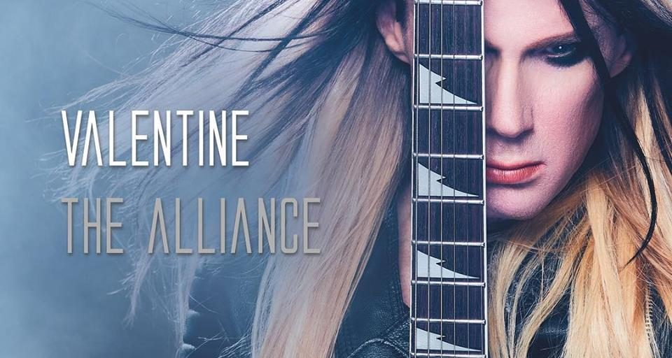 Robby Valentine – THE ALLIANCE TOUR