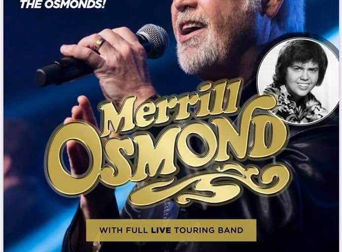 The Merrill Osmond Band